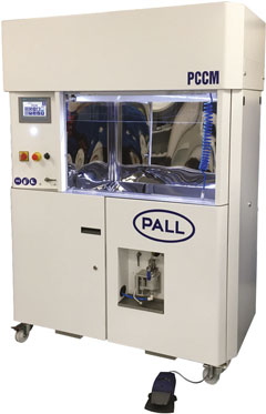 PCCM Component Cleanliness Cabinet